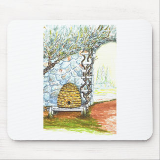 rockwall crop mouse pad