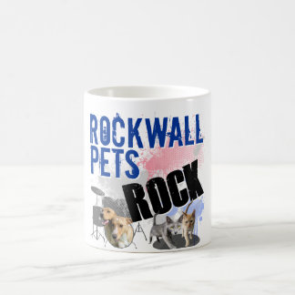 Rockwall Pets Coffe Mug