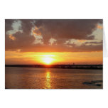 Rockwall Texas Sunset Greeting Cards