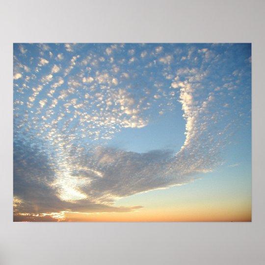Rockwall Texas Sunset Poster