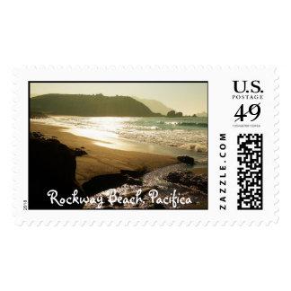 Rockway Beach Stamp