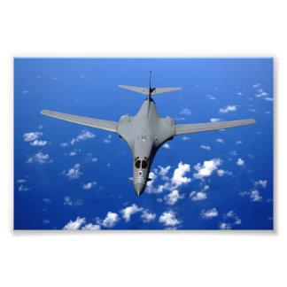 Rockwell B-1 Lancer Photo Print