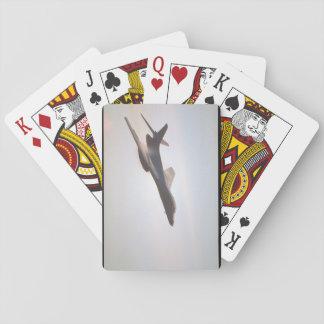 Rockwell International B-1B_Aviation Photograp II Playing Cards
