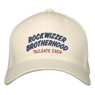 Rockwizzer Brotherhood Tailgate Crew hat 2