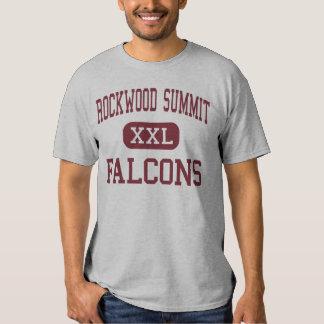 Rockwood Summit - Falcons - High - Fenton Missouri T-shirt
