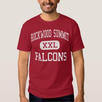 Rockwood Summit - Falcons - High - Fenton Missouri Tshirt