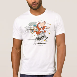 Rocky and Mugsy Rat a tat tat tat T-Shirt