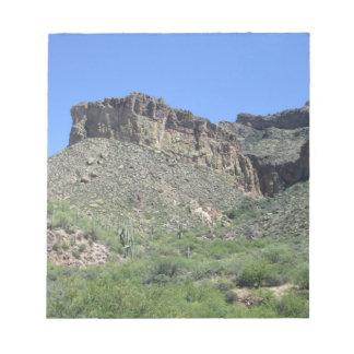 Rocky Apache Trail Notepad