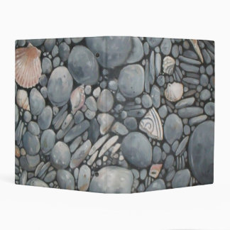 Rocky Beach House Nature Mini Binder