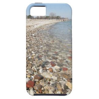 Rocky Beach, Kenosha Wisconsin.  iPhone 5 Case. iPhone SE/5/5s Case
