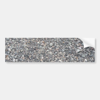 ROCKY BEACH PATH PHOTOGRAPHY NATURE GREY GRAYS WHI BUMPER STICKER