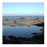 Rocky Beach. Scenic Coastal View. Photo Cut Outs