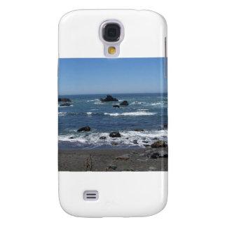 Rocky California Coastline Samsung Galaxy S4 Cover