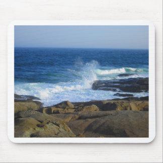 Rocky Cape Neddick Coast Mouse Pad