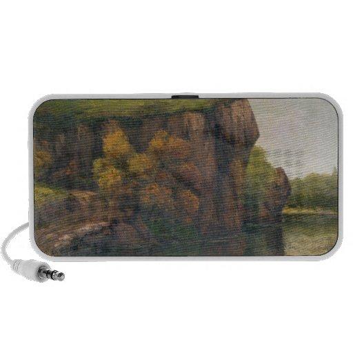 Rocky Cliffs Mini Speaker