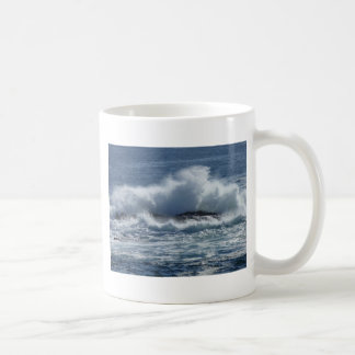 Rocky Coast 2 Classic White Coffee Mug