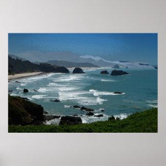 Rocky Coast 36 x 24 Poster
