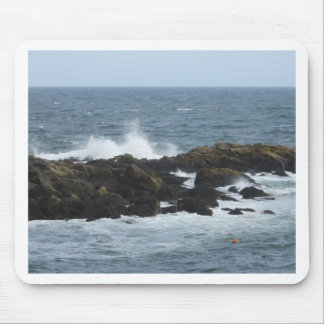 Rocky Coast in York Maine Mouse Pad