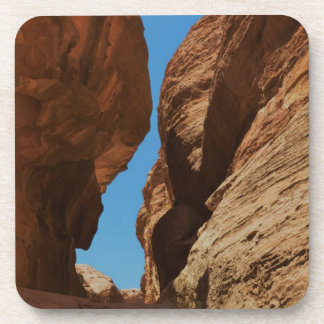 Rocky desert canyon coasters