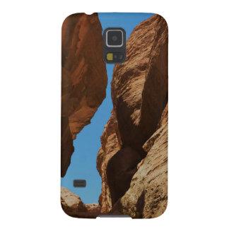 Rocky desert canyon. galaxy s5 case