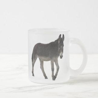 Rocky Donkey frosted Mug