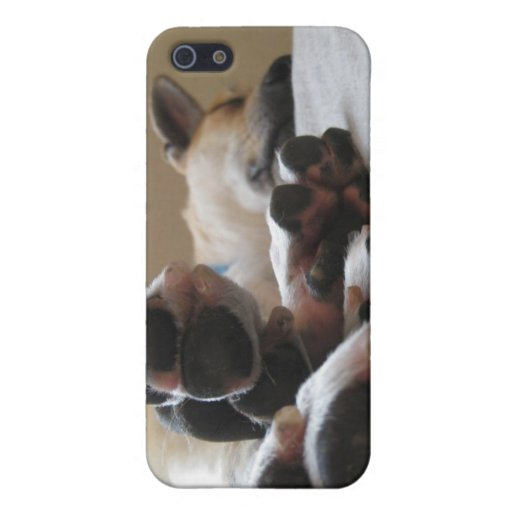 ROCKY FEET iPhone 5 COVER