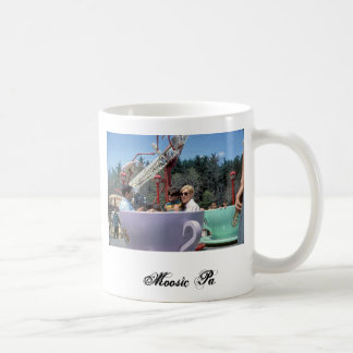 Rocky Glen Amusement Park Moosic Pa. Mug