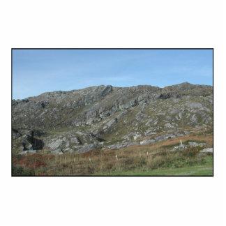 Rocky Hills Near Dursey Head. Ireland. Statuette