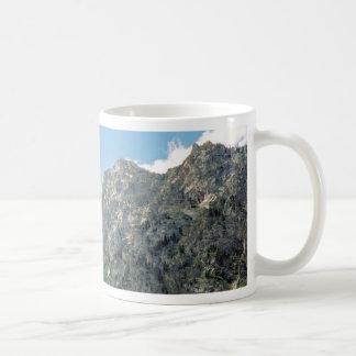 Rocky Ledge From Jenny Lake Coffee Mug