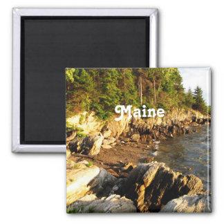 Rocky Maine Coast Magnets