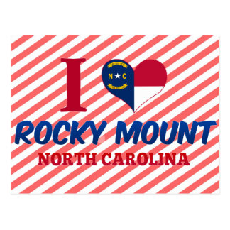 Rocky Mount, North Carolina Postcard