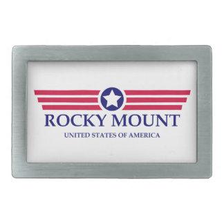 Rocky Mount Pride Belt Buckles