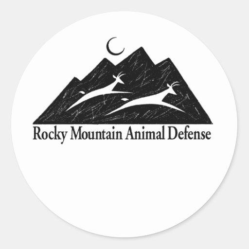 Rocky Mountain Animal Defense 15 oz mug Sticker