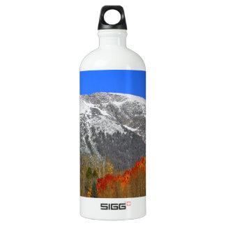 Rocky Mountain Autumn - Colorado Aluminum Water Bottle