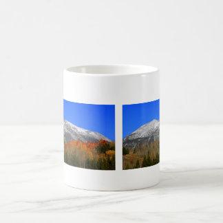 Rocky Mountain Autumn - Colorado Coffee Mug