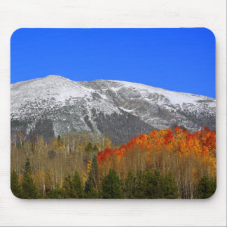 Rocky Mountain Autumn - Colorado Mouse Pad