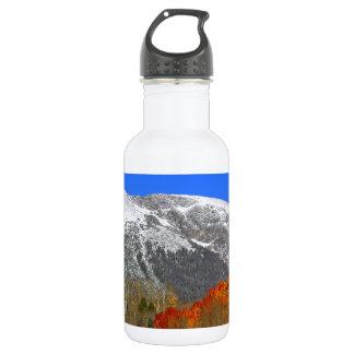 Rocky Mountain Autumn - Colorado Stainless Steel Water Bottle