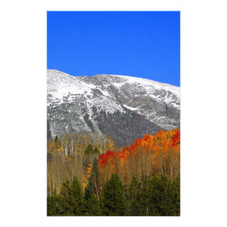 Rocky Mountain Autumn - Colorado Stationery
