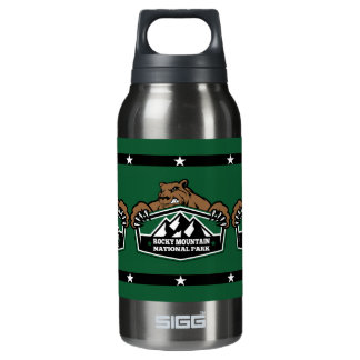 Rocky Mountain Brown Bear Liberty 32oz Insulated Water Bottle