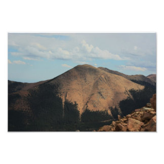 Rocky Mountain by Colorado Spring s Photo Print