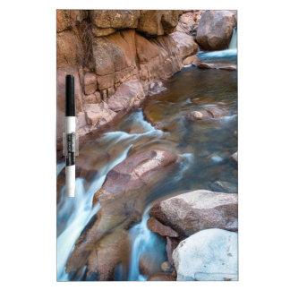 Rocky Mountain Canyon Streaming Dry-Erase Whiteboard