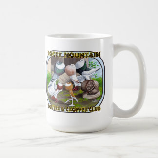Rocky Mountain Club Logo Coffee Mug