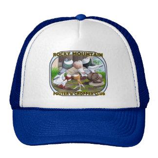 Rocky Mountain Club Logo Trucker Hat