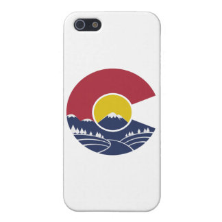 Rocky Mountain Colorado C iPhone 5/5S Cases