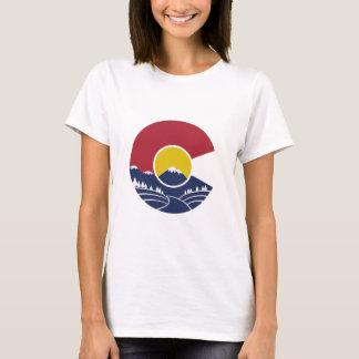 Rocky Mountain Colorado C T-Shirt