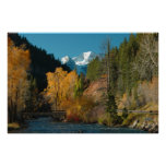 ROCKY MOUNTAIN FALL PHOTO POSTERS