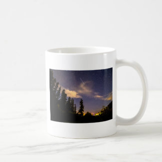 Rocky_Mountain_Falling_Star Coffee Mug