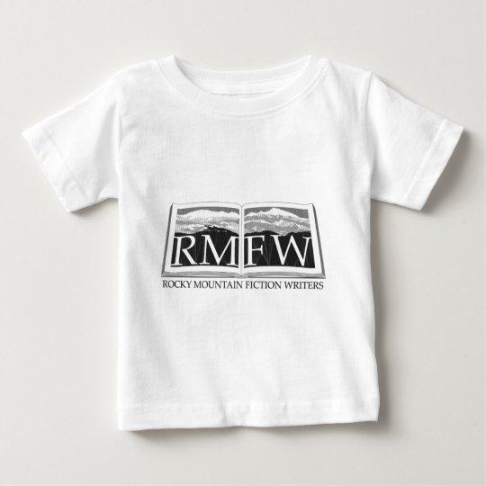 Rocky Mountain Fiction Writers Logo Wear Baby T-Shirt