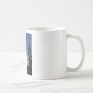 Rocky Mountain Forest Night Coffee Mug
