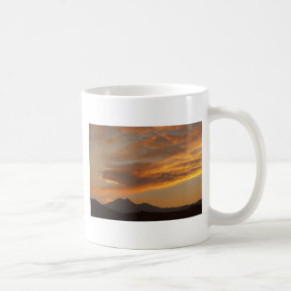 Rocky Mountain Front Range Sunset Coffee Mug